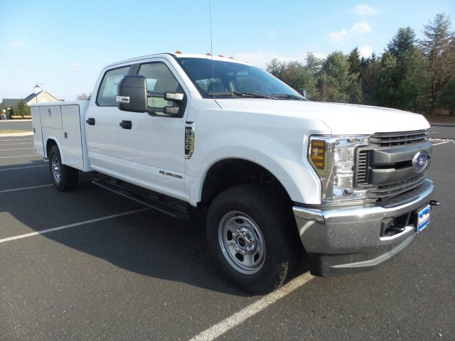 2019 F-350 Crew Cab 4x4,  Reading Service Body #FU9148 - photo 4