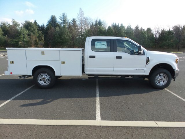 2019 F-350 Crew Cab 4x4,  Reading Service Body #FU9148 - photo 5