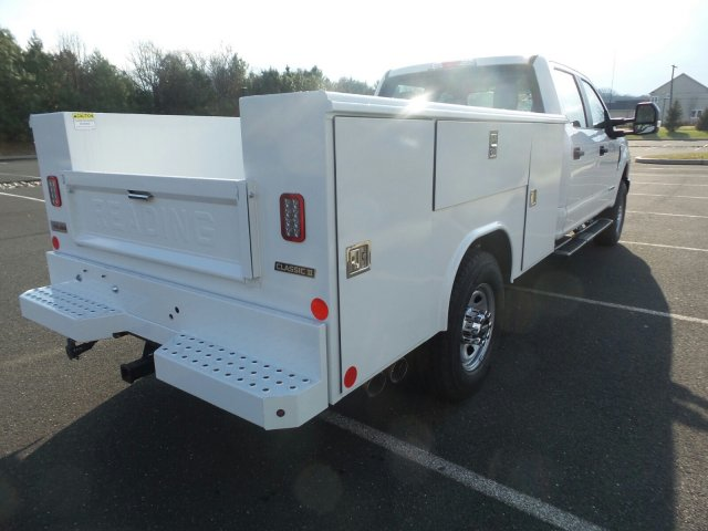 2019 F-350 Crew Cab 4x4,  Reading Service Body #FU9148 - photo 6