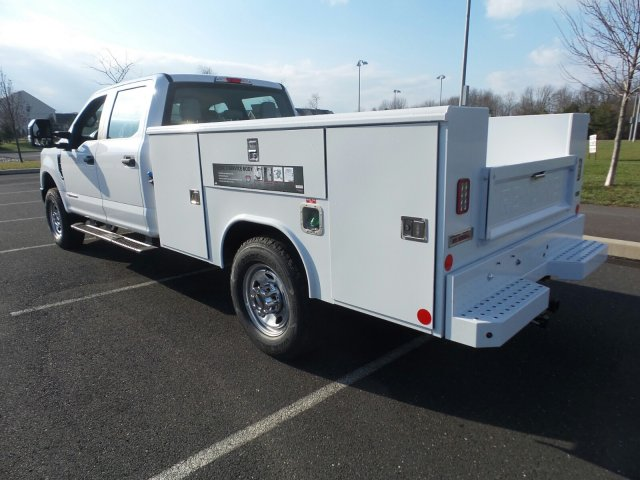 2019 F-350 Crew Cab 4x4,  Reading Service Body #FU9148 - photo 2
