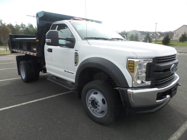 2019 F-450 Regular Cab DRW 4x4,  Morgan Dump Body #FU9149 - photo 4