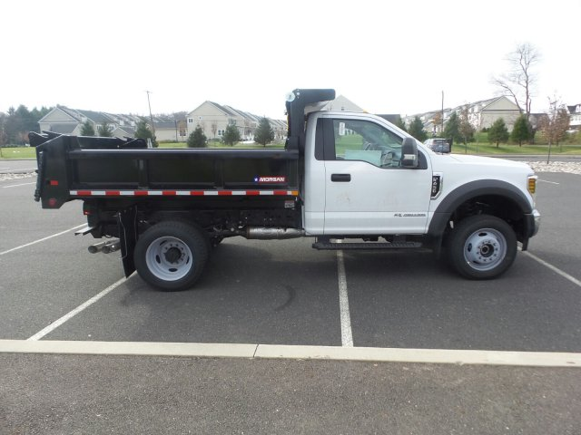 2019 F-450 Regular Cab DRW 4x4,  Morgan Dump Body #FU9149 - photo 5