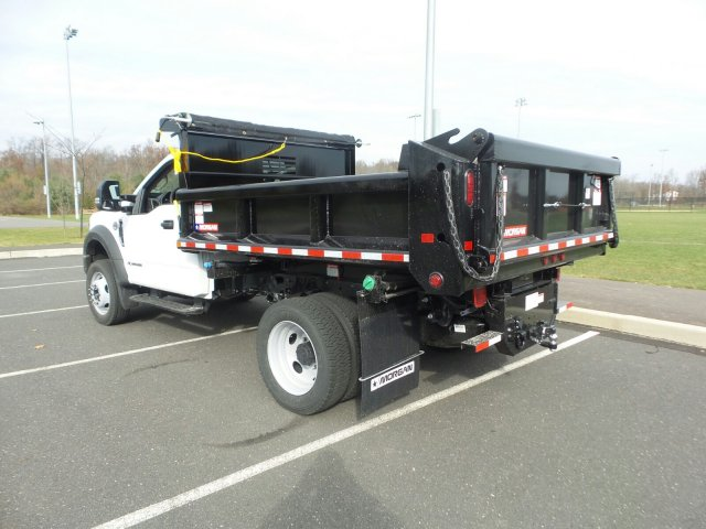 2019 F-450 Regular Cab DRW 4x4,  Morgan Dump Body #FU9149 - photo 2