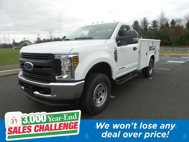 2019 F-350 Regular Cab 4x4,  Cab Chassis #FU9150 - photo 1