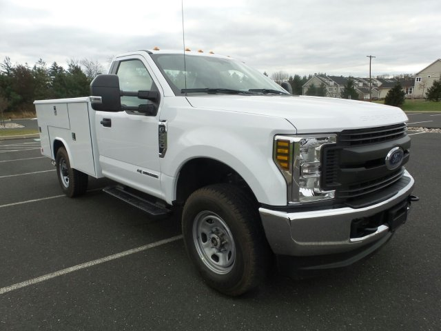 2019 F-350 Regular Cab 4x4,  Reading Service Body #FU9150 - photo 4
