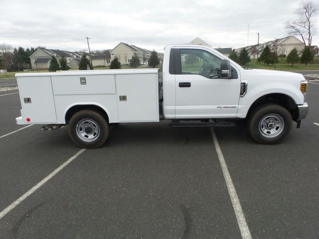2019 F-350 Regular Cab 4x4,  Reading Service Body #FU9150 - photo 5