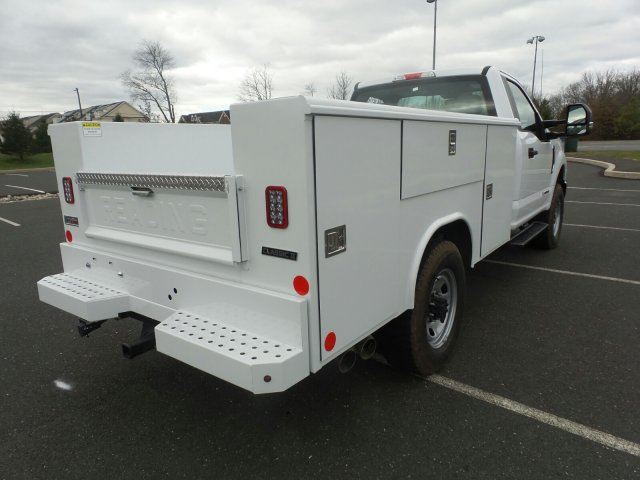 2019 F-350 Regular Cab 4x4,  Reading Service Body #FU9150 - photo 6