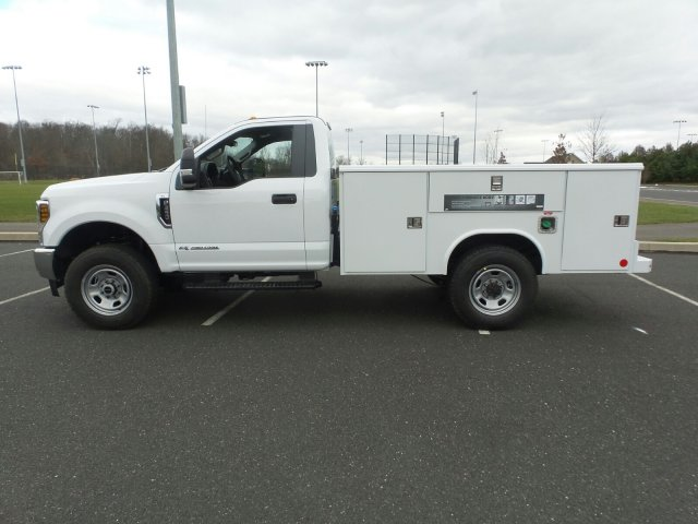 2019 F-350 Regular Cab 4x4,  Reading Service Body #FU9150 - photo 8