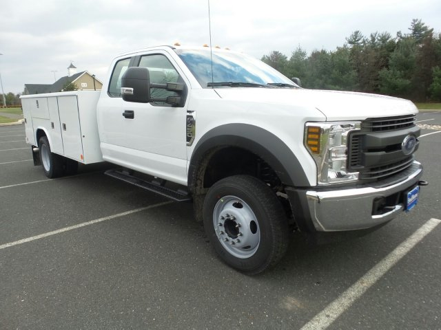 2019 F-450 Super Cab DRW 4x2,  Reading Service Body #FU9160 - photo 4