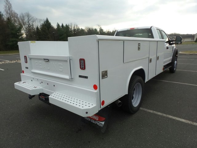 2019 F-450 Super Cab DRW 4x2,  Reading Service Body #FU9160 - photo 6