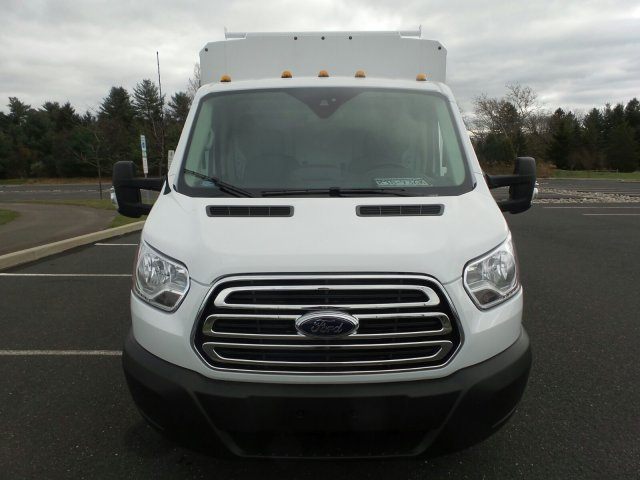 2019 Transit 350 HD DRW 4x2,  Reading Service Utility Van #FU9166 - photo 3
