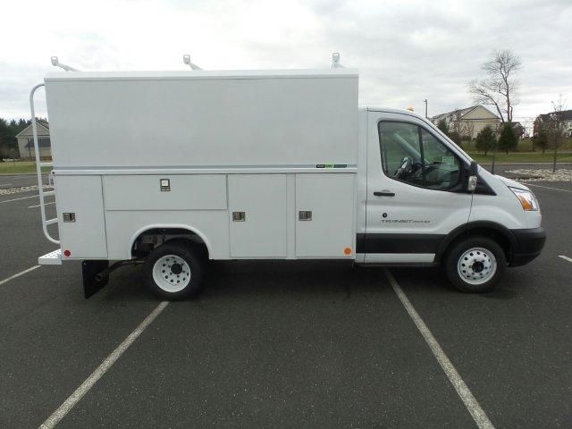 2019 Transit 350 HD DRW 4x2,  Reading Service Utility Van #FU9166 - photo 5