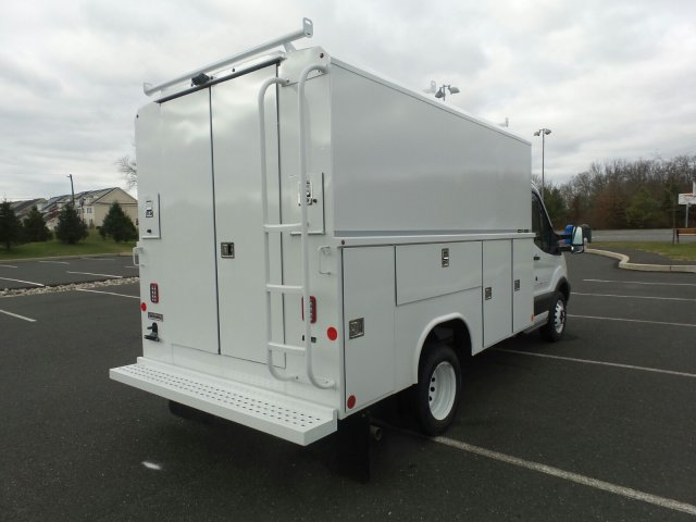 2019 Transit 350 HD DRW 4x2,  Reading Service Utility Van #FU9166 - photo 6
