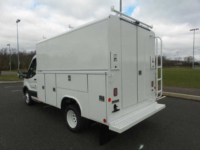 2019 Transit 350 HD DRW 4x2,  Reading Service Utility Van #FU9166 - photo 2