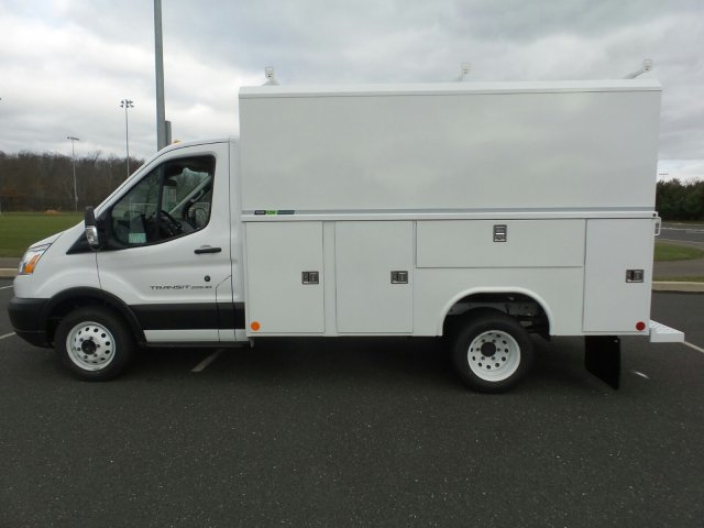 2019 Transit 350 HD DRW 4x2,  Reading Service Utility Van #FU9166 - photo 8