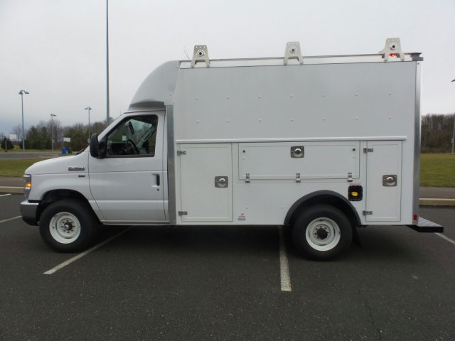2019 E-350 4x2,  Supreme Service Utility Van #FU9173 - photo 8