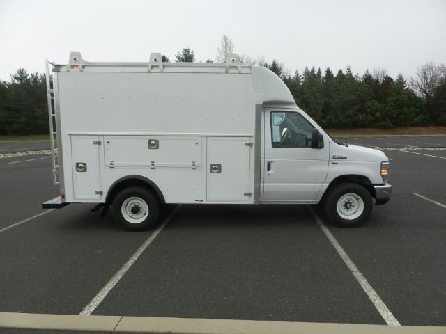 2019 E-350 4x2,  Supreme Service Utility Van #FU9174 - photo 4