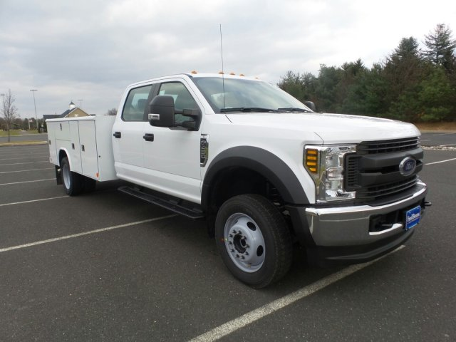 2019 F-450 Crew Cab DRW 4x4,  Reading Service Body #FU9193 - photo 4