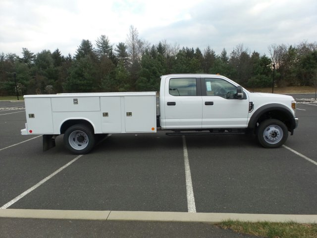 2019 F-450 Crew Cab DRW 4x4,  Reading Service Body #FU9193 - photo 5