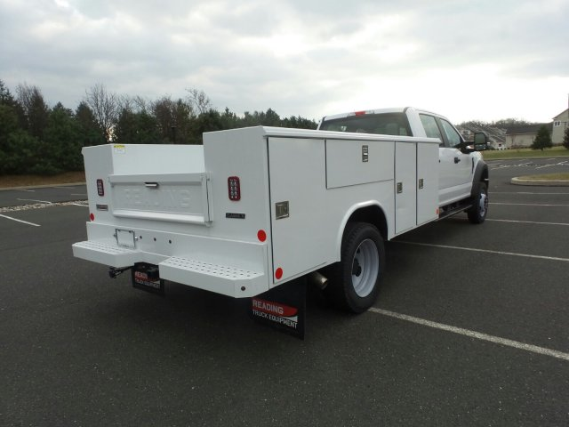 2019 F-450 Crew Cab DRW 4x4,  Reading Service Body #FU9193 - photo 6