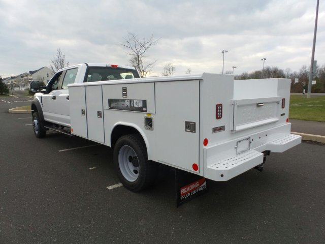 2019 F-450 Crew Cab DRW 4x4,  Reading Service Body #FU9193 - photo 2