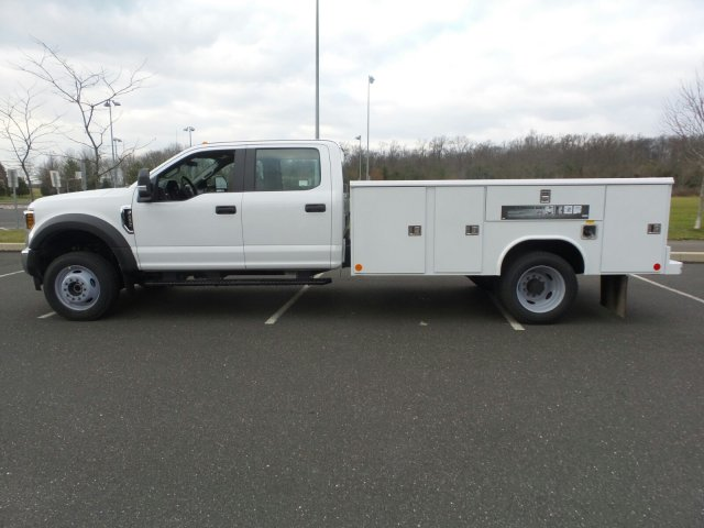 2019 F-450 Crew Cab DRW 4x4,  Reading Service Body #FU9193 - photo 8