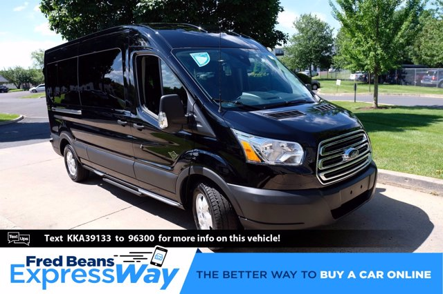 2019 Ford Transit 350 Med Roof 4x2, Passenger Wagon #FU9216 - photo 1