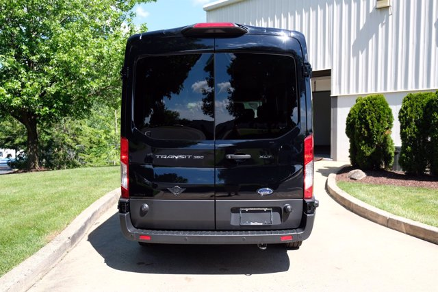 2019 Ford Transit 350 Med Roof 4x2, Passenger Wagon #FU9216 - photo 7
