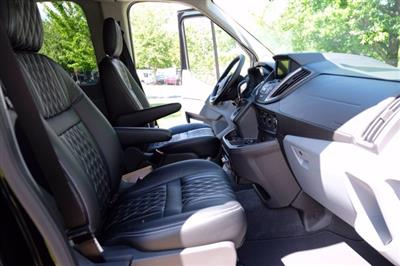 2019 Ford Transit 350 Med Roof 4x2, Passenger Wagon #FU9216 - photo 17