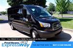 2019 Ford Transit 350 Med Roof RWD, Passenger Wagon #FU9216 - photo 1