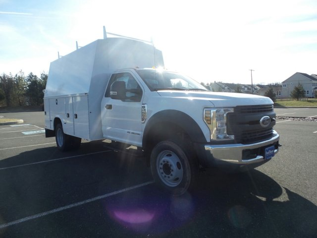 2019 F-550 Regular Cab DRW 4x2,  Knapheide Service Body #FU9218 - photo 4