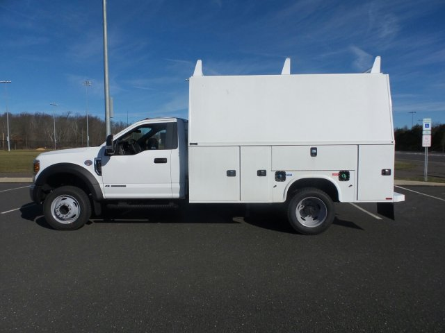2019 F-550 Regular Cab DRW 4x2,  Knapheide Service Body #FU9218 - photo 8