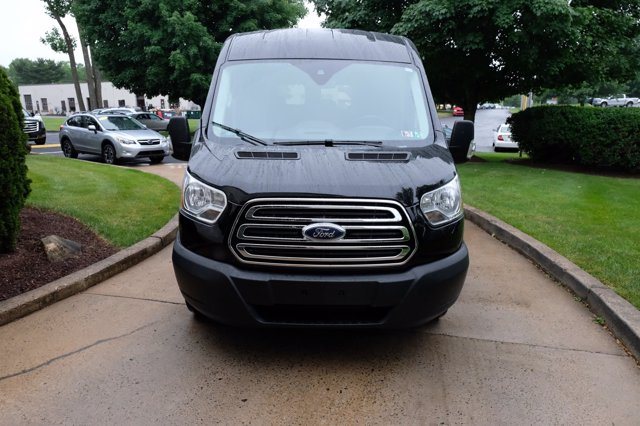 2019 Transit 350 Med Roof 4x2, Passenger Wagon #FU9226 - photo 10