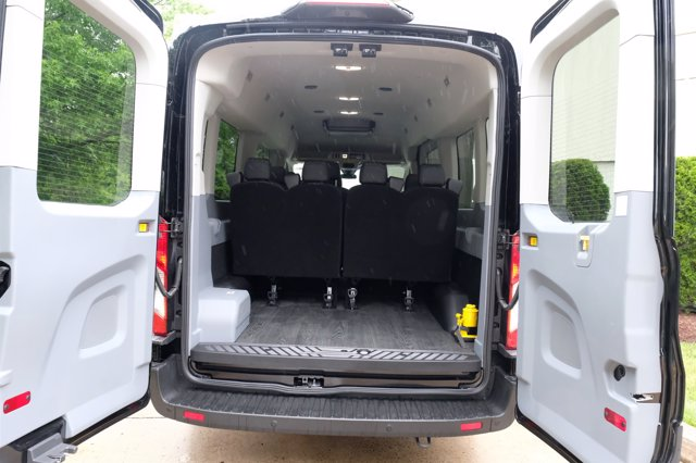 2019 Transit 350 Med Roof 4x2, Passenger Wagon #FU9226 - photo 5