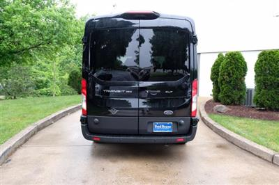 2019 Transit 350 Med Roof 4x2, Passenger Wagon #FU9226 - photo 4
