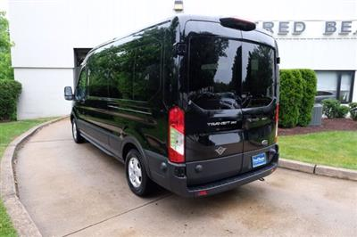 2019 Transit 350 Med Roof 4x2, Passenger Wagon #FU9226 - photo 6