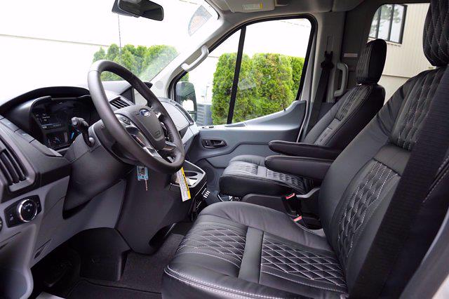 2019 Ford Transit 350 Med Roof RWD, Passenger Wagon #FU9227 - photo 12