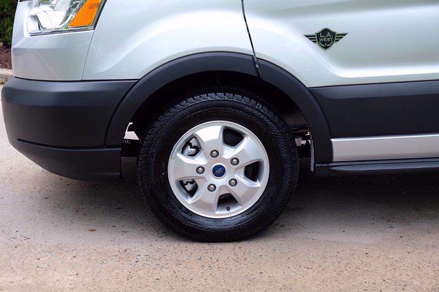 2019 Ford Transit 350 Med Roof 4x2, Passenger Wagon #FU9227 - photo 8