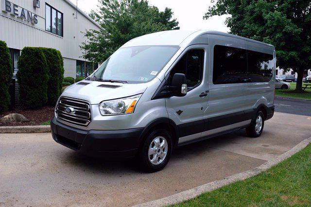 2019 Ford Transit 350 Med Roof 4x2, Passenger Wagon #FU9227 - photo 1