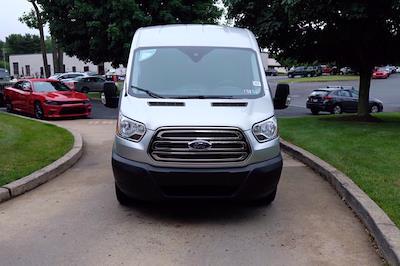2019 Ford Transit 350 Med Roof RWD, Passenger Wagon #FU9227 - photo 11