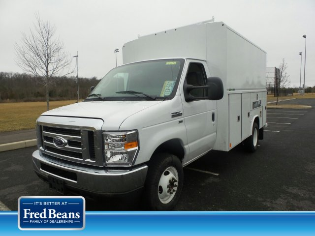2019 E-350 4x2, Reading Service Utility Van #FU9274 - photo 1