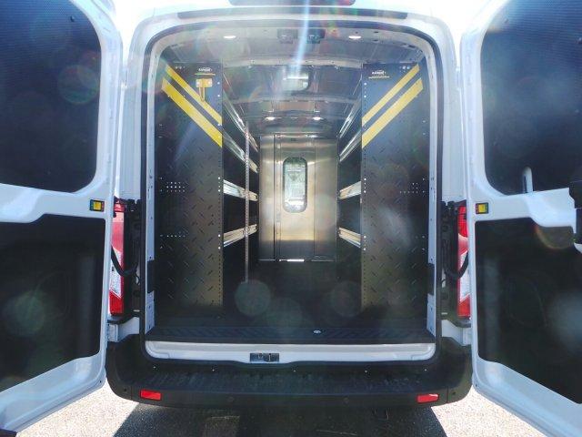 2019 Transit 250 Med Roof 4x2,  Ranger Design Upfitted Cargo Van #FU9287 - photo 1