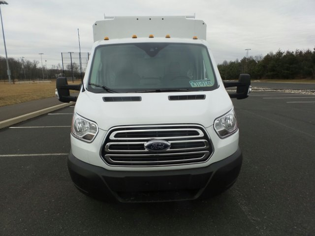2019 Transit 350 HD DRW 4x2,  Reading Aluminum CSV Service Utility Van #FU9315 - photo 3