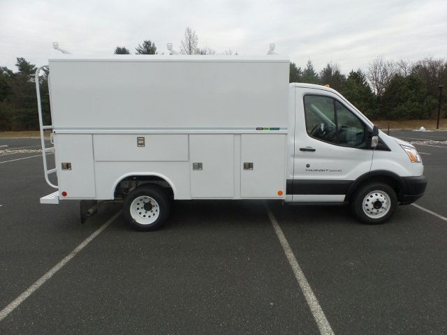 2019 Transit 350 HD DRW 4x2,  Reading Aluminum CSV Service Utility Van #FU9315 - photo 5