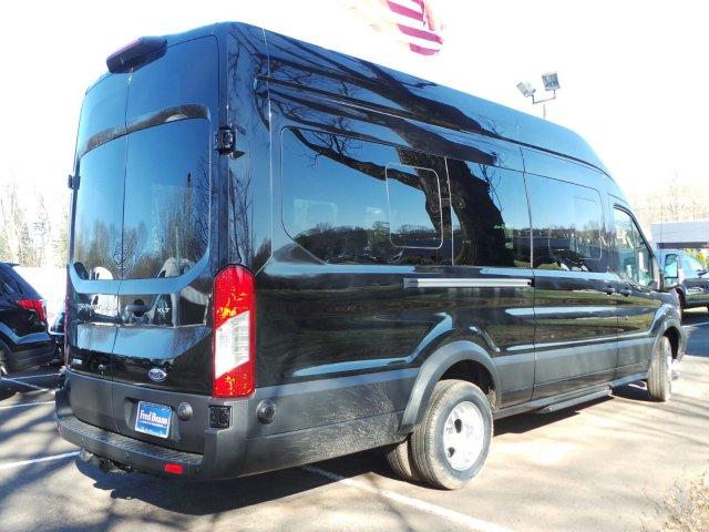2019 Transit 350 HD High Roof DRW 4x2,  Passenger Wagon #FU9375 - photo 1