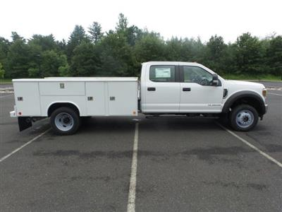 2019 F-450 Crew Cab DRW 4x4,  Reading Classic II Steel Service Body #FU9378 - photo 5