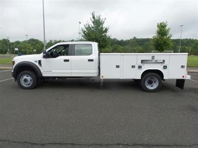 2019 F-450 Crew Cab DRW 4x4,  Reading Classic II Steel Service Body #FU9378 - photo 8
