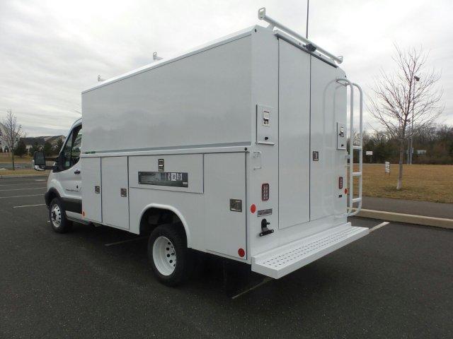 2019 Transit 350 HD DRW 4x2,  Reading Service Utility Van #FU9430 - photo 1