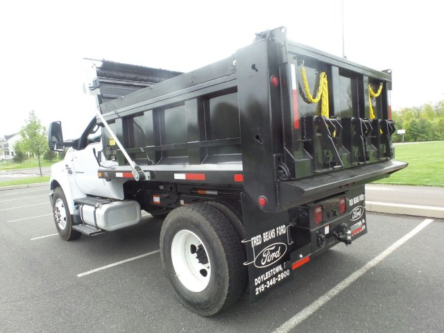 2019 F-650 Regular Cab DRW 4x2, Dump Body #FU96131 - photo 1