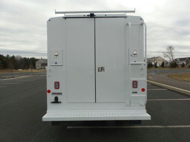2019 Transit 350 HD DRW 4x2,  Reading Aluminum CSV Service Utility Van #FU9460 - photo 6